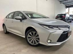 Título do anúncio: Corolla altis hybrid 2021 garantia de fábrica até 2025