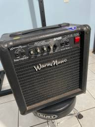 Cubo De Baixo Warm Music Rock Bass