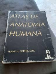 Vendo Atlas de Anatomia Humana