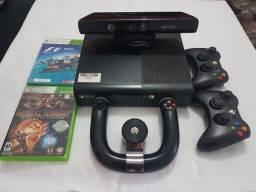 Título do anúncio: Xbox 360 4gb kinect