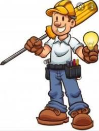 Eletricista residencial, Predial e Industrial