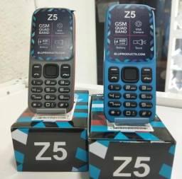 Título do anúncio: Celular Blu Z5 Dual Chip Tela 1.8
