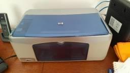 Título do anúncio: Impressora Multifuncional HP  1310 semi nova