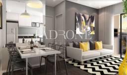 Apartamento à venda com 2 dormitórios em Tanguá, Almirante tamandare cod:AP0211