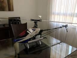 Helicóptero T-rex 700 Nitro Pro Troca por Drone