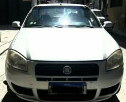 Fiat Siena 1.4 Mpi 8v Flex<br>Ano 2011 / 2012 Com kit GNVde 17 m³