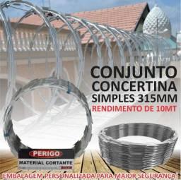 Título do anúncio: Venda de Concertina cerca cortante - Somente Venda