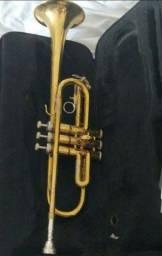 Manutenção e pequenos consertos em trompete