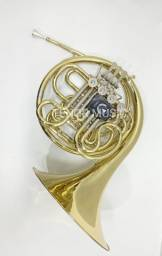 Trompa Eagle 680 Dupla Sib/Fá Semi-Nova
