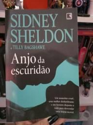 Livro Anjo da escuridão - Sidney Sheldon