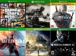 Título do anúncio: Jogos Xbox Serie S/X - Aluguel