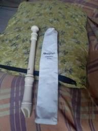 Vendo flauta praticamente nova