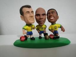 23 Mini Craques + o Trio Coca-Cola de 1998.