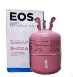 Botija de gas r410