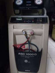 Carga de gás em ar condicionado automotivo