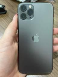 iPhone 12 Pro Apple 128GB Grafite Tela de 6,1?, Câmera Tripla de 12MP, iOS