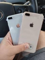 iPhone 8 Plus 64 GB - Cinza ou Dourado