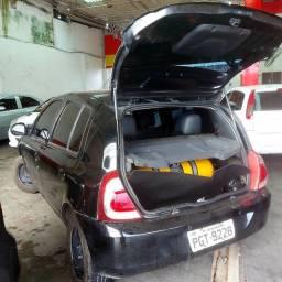 Oferta! Renault Clio 2013 Kitgas LEGALIZADO Completo