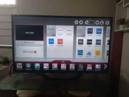 Título do anúncio: Tv LG smart 47