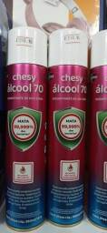 Título do anúncio: Álcool 70 spray 360ml