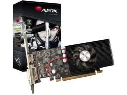 Placa de Vídeo Nvidia Geforce Gt 1030 - 2GB Gddr5 Afox