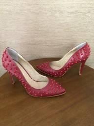 Título do anúncio: Sapato Scarpin Número 37 Raphaella Boo