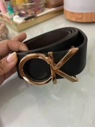 Cinto Calvin Klein novo GG