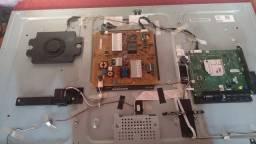 Pçs da tv Philips 47 pfl5007g