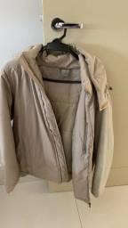 Jaqueta de frio nike impermeavel