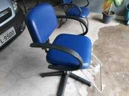Cadeira para salão de beleza hidráulica  Ferrante