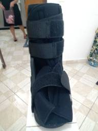 Bota Ortopedica Imobilizadora Curto Preto - Artipé