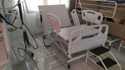 Cama Hospitalar Motorizada 6 Movimentos