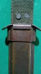 Baioneta de fuzil usa
