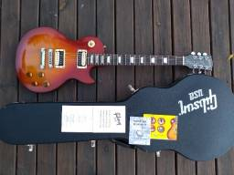 Gibson Les Paul Deluxe Linda!! Case original + Tags