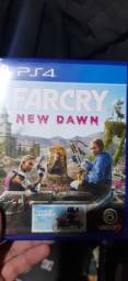 Farcry new dawn + death stranding ps4