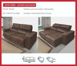 Título do anúncio: Sofá retrátil e reclinavel