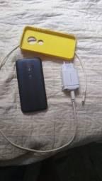 Título do anúncio: Vendo um celular Moto g(7)play<br>32 GB,  com carregador funcionando tudo perfeitamente