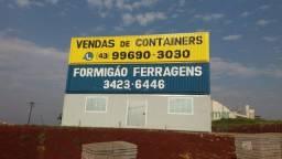 container  subiu demais os valores...cuidado!!!