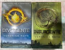 Divergente e Insurgente - Veronica Roth
