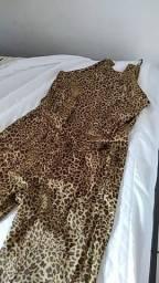 Macacão de Seda