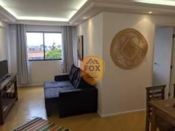 Título do anúncio: Apartamento com 3 dormitórios para alugar, 60 m² por R$ 3.200,00/mês - Cristo Rei - Curiti