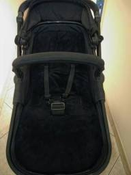 Carrinho Bebê Safety 1st Travel Sytem Mini Trio- Black