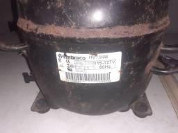 Título do anúncio: Compressor 1/5+