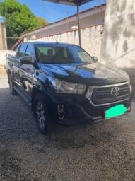 Vende-se caminhonete Hilux SRX 2018 Aut.