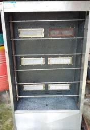 Máquina de assar frango-VENDA (LEIA O ANÚNCIO)