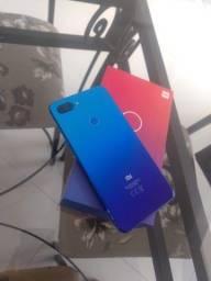 Celular Xiaomi mi8 lite -4g/64gb - Aurora Blue - Conservadíssimo