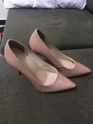 Vendo esse sapato, n. 36 - NUNCA USADO
