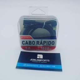 Cabo Carregador iPhone reforçado//promoção entrega grátis
