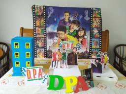 Kit festa D.P.A (Detetives do prédio azul)