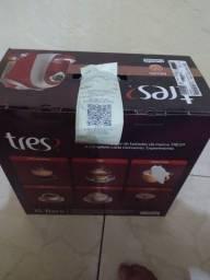 Máquina Para Café Espresso 3 Corações Modo 450
